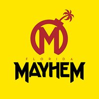 Florida Mayhem  logo